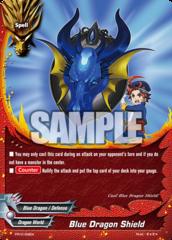 Blue Dragon Shield
