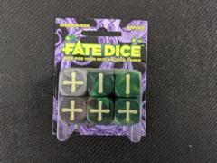 Fate Dice: Eldritch Fire