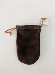 Md. Leather Dice Bag - various colors