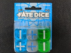 Fate Dice: Atomic Robo