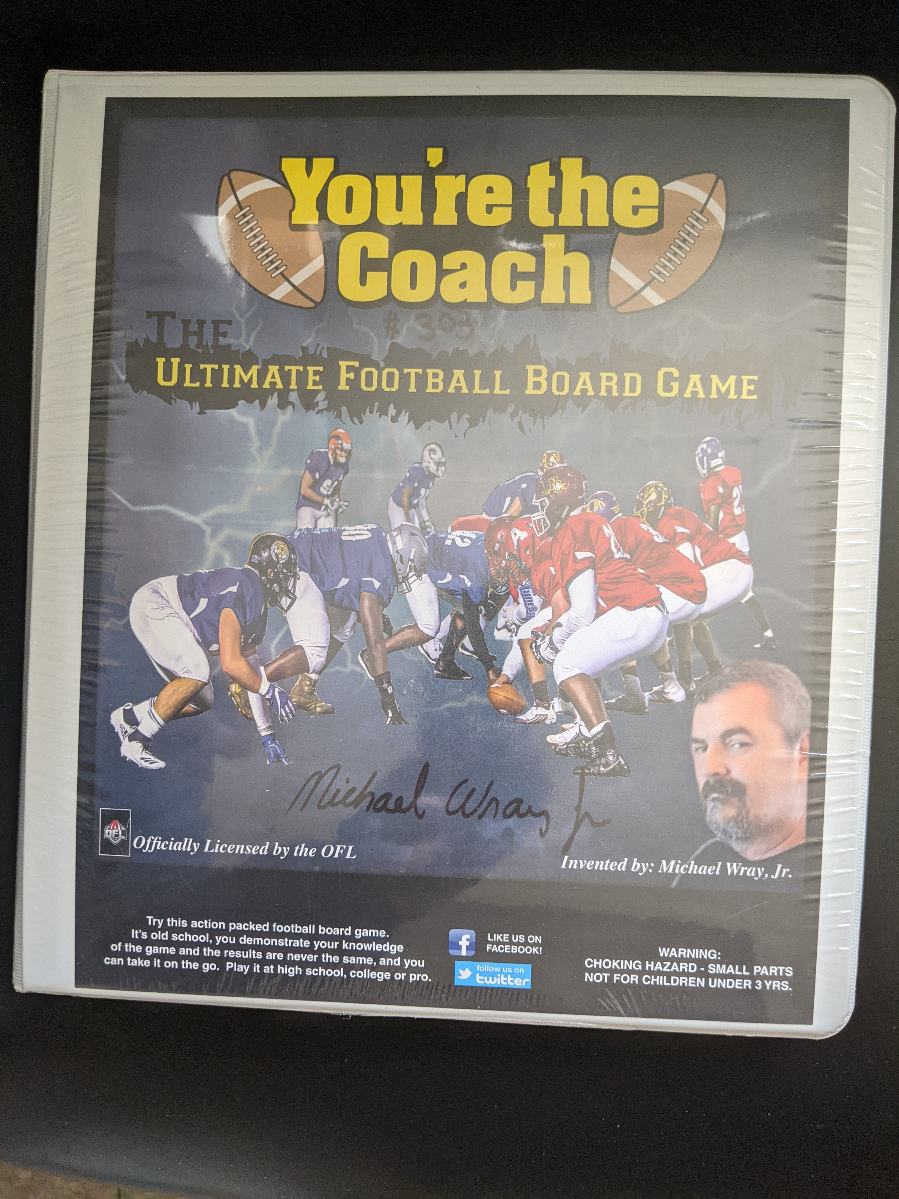 Youre the Coach
