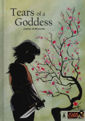 Tears of a Goddess - Choose Your Own Adventure Graphic Novel