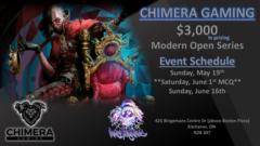 Chimera Gaming 3k Modern Open - Kitchener