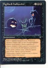 All Hallow's Eve (Vigilia di Halloween)