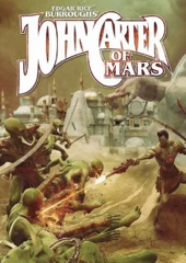 John Carter of Mars RPG HC