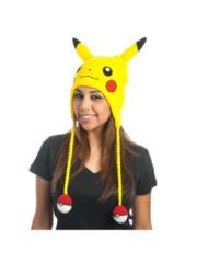 Pokemon - Pikachu Embroidered Laplander Yellow