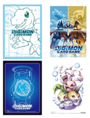 Digimon Card Game: Official Sleeve Display (12ct)