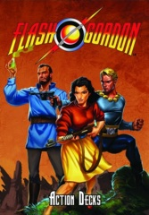 Savage World of Flash Gordon Double Action Deck
