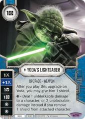 Yoda's Lightsaber - 074