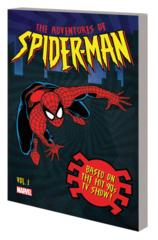 Adventures Of Spider-Man GN TP Vol 01