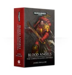 Black Library: Blood Angels - Complete Rafen Omnibus