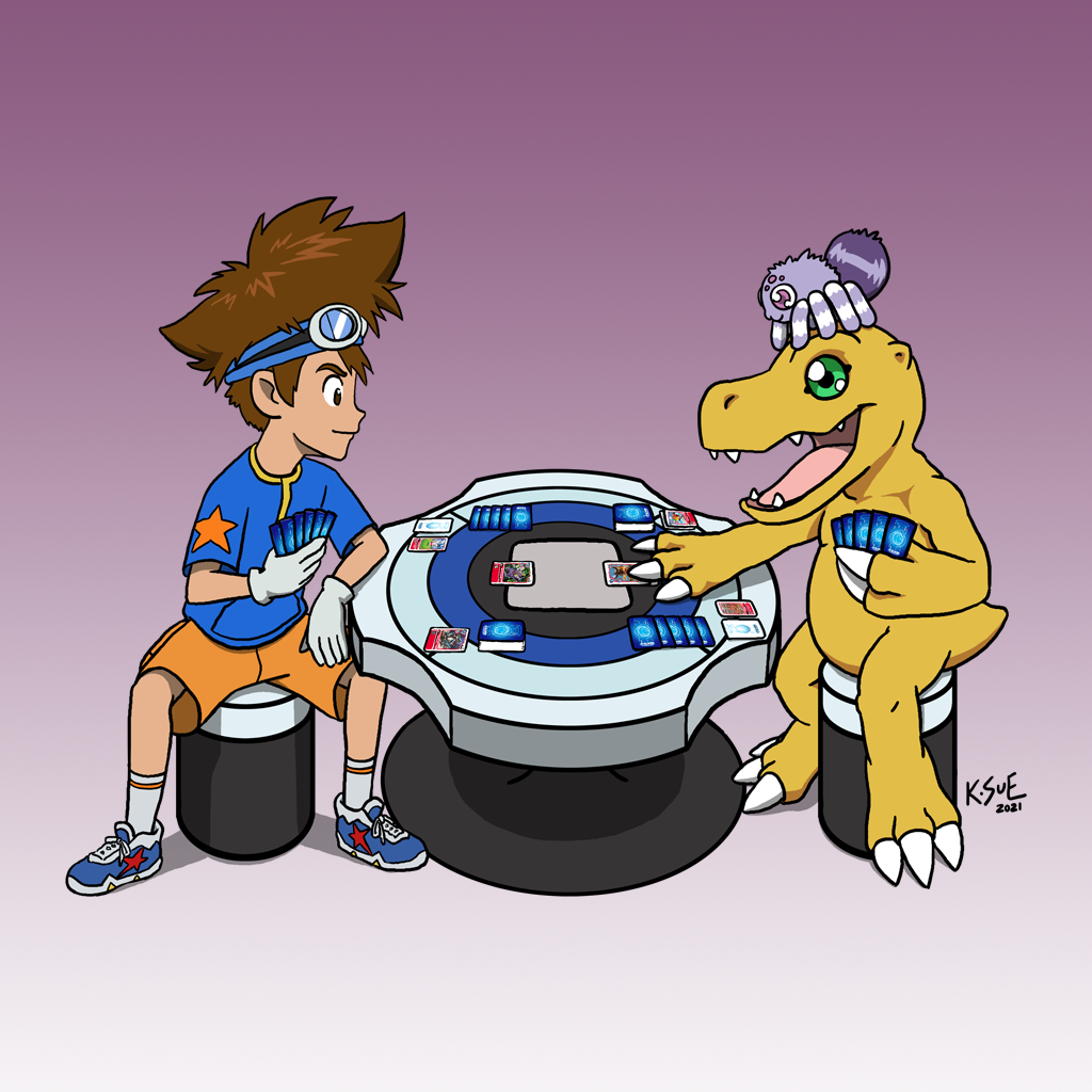 Digimon TCG Pre-Orders