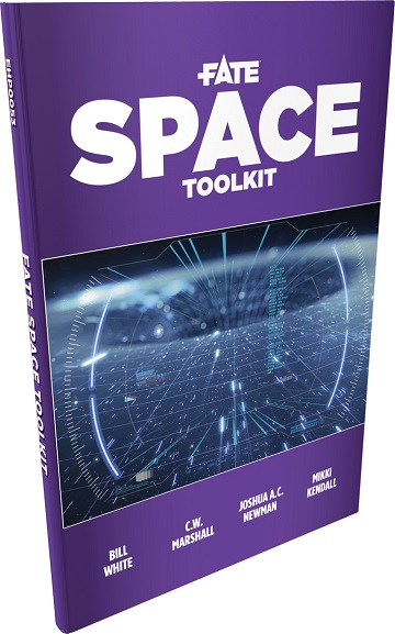 FATE Core: Space Toolkit