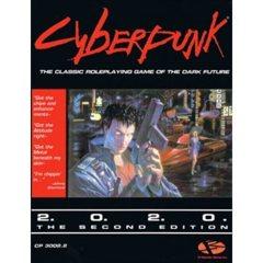 Cyberpunk 2020 Core Book