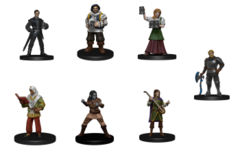 D&D Icons of the Realms: The Yawning Portal Inn Friendly Faces