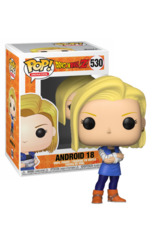 Pop! Animation: Dragonball Z - Android 18