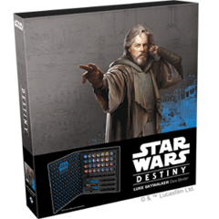 Fantasy Flight - Star Wars Destiny: Luke Skywalker Dice Binder