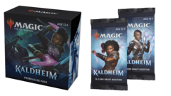 Kaldheim Prerelease Pack + 2 Kaldheim Prize Boosters (Take-Home)