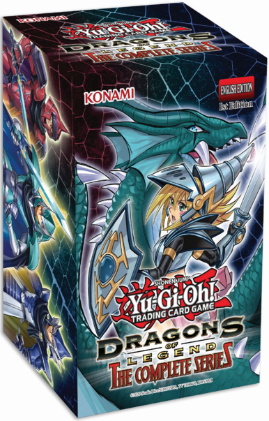 Dragons of Legend: The Complete Series Booster Pack