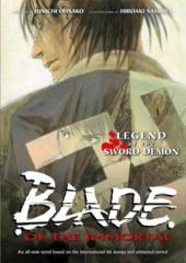 Blade Of The Immortal Novel Vol 01 Sword Demon (Jul090100)