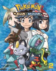 Pokemon Sun & Moon GN Vol 02