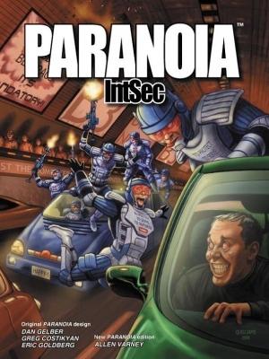 Paranoia - Internal Security (Hardcover)