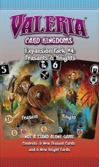 Valeria: Expansion #4 - Peasants & Knights