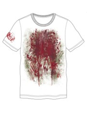 GENERIC - Zombie Apocalypse Men's White Teesize L