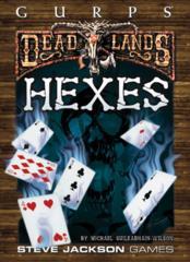 GURPS: Deadlands - Hexes