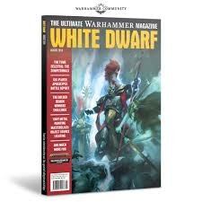 White Dwarf August 2019