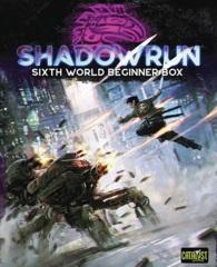 Shadowrun 6th Edition Beginner Box