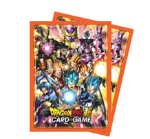 Ultra Pro - Dragon Ball Super: Standard Size Deck Protector 65Ct - All Stars