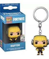 Pocket Pop! Keychain - Fortnite- Raptor