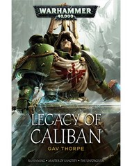 Black Library: Legacy of Caliban