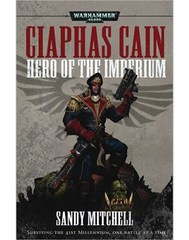 Black Library: Ciaphas Cain Hero of the Imperium