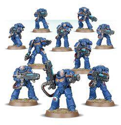 Warhammer 40K: Space Marines Primaris Hellblasters
