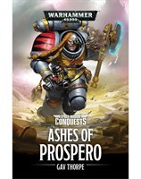Black Library: Ashes of Prospero