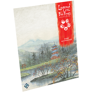 Legend of the Five Rings Roleplaying: Game Masters Kit