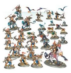 Age of Sigmar: Battleforce Stormcast Eternals Vanguard Brotherhood