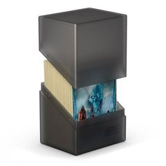 Ultimate Guard - Deck Case 80+ Boulder - Onyx