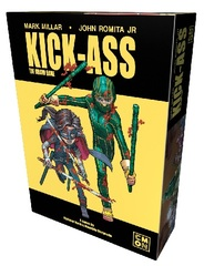 Kick Ass The Board Game