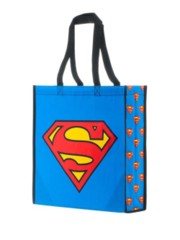 Superman Large Shopper Tote