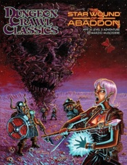 Dungeon Crawl Classics #99: The Star Wound of Abaddon