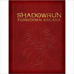 Shadowrun 5E: Forbidden Arcana - Limited Edition