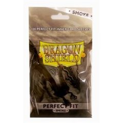 Dragon Shield Perfect Fit Sleeves: Smoke