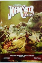 John Carter of Mars: Adventures on the Dying World of Barsoom