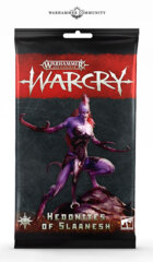 Warcry Cards: Hedonites of Slaanesh