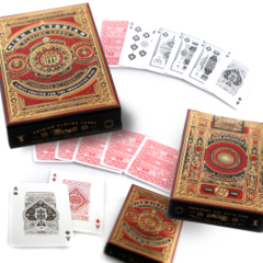 Bicycle Playing Cards: Theory 11 High Victorian