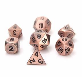 RPG Set - Battleworn Copper