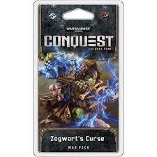 40K Zogwart's Curse